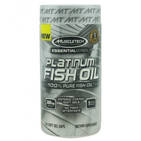 100% Platinum Fish Oil