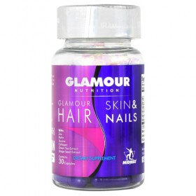 Glamour Hair, Skin & Nails