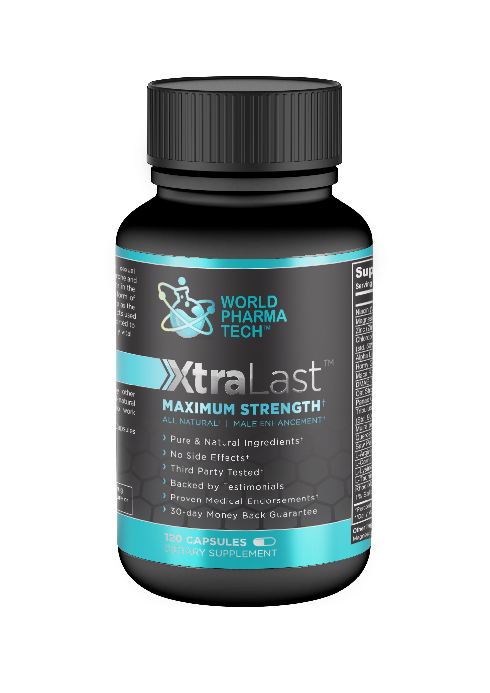 World Pharma - X-tra Last